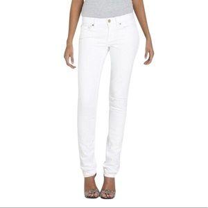 TORY BURCH women's super skinny jeans 25